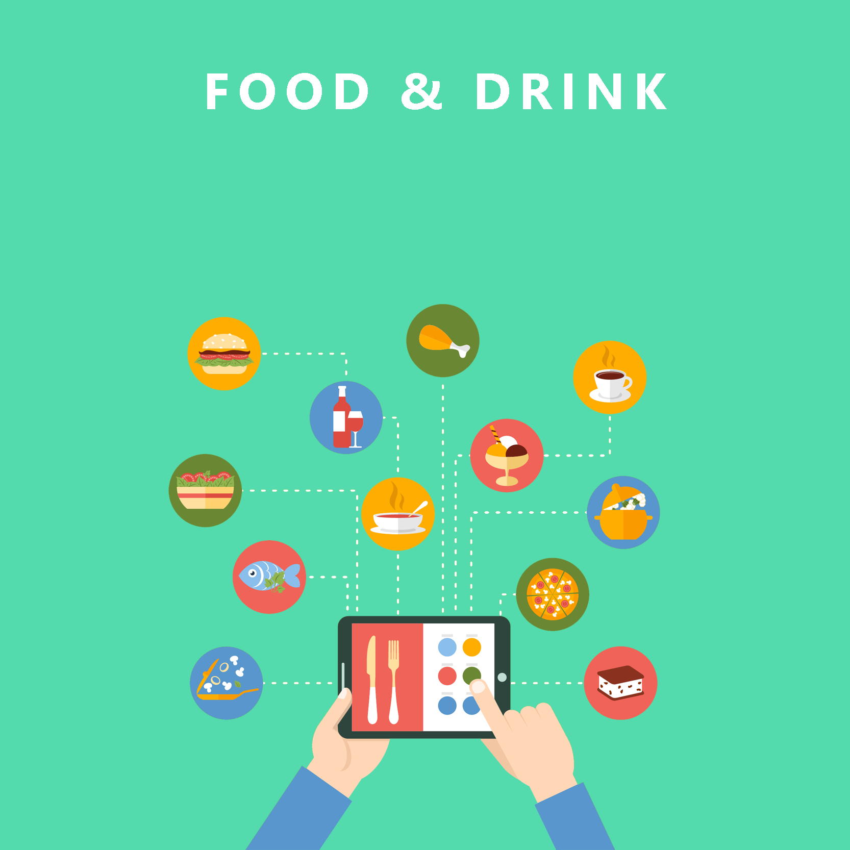 SummationIT mobile food order app