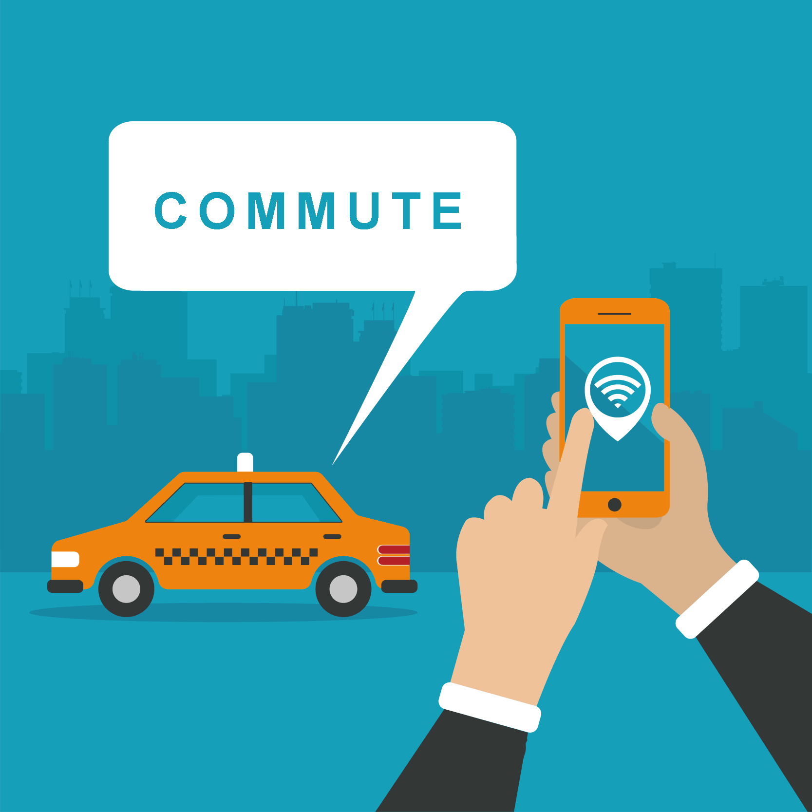 SummationIT taxi app
